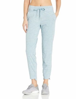 Calvin Klein Women's Slim Fit Jogger with High-Low Cuffs