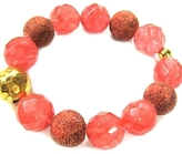 Tai - Pink Bead Bracelet