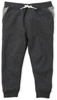 Sovereign Code Toddler Boys) Dark Grey Terry Knit Jogger Pants