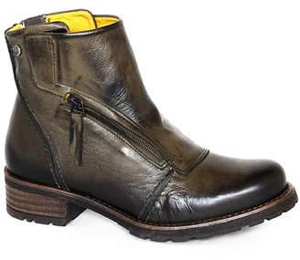 Jafa JAFA Women's Casual boots Cactus - Cactus Zip-Accent Leather Ankle Boot - Women