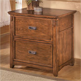 Signature Design by Ashley Cross Island Lateral File Cabinet