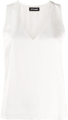 Styland V-neck blouse