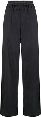 Venroy High-Waist Wide-Leg Trousers
