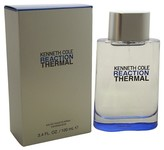 Kenneth Cole Reaction Kenneth Cole Men's Thermal EDT Spray - 3.4 oz