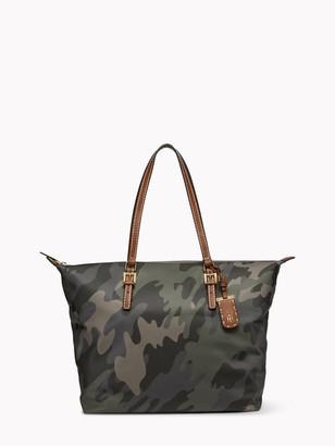 Tommy Hilfiger Camouflage Tote Bag