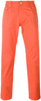 Pt05 - classic chino trousers - men - Cotton/Spandex/Elastane - 30