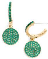 Kate Spade Women's Shine On Pave Drop Earrings