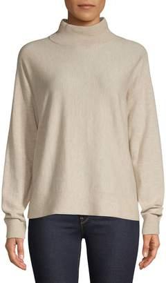 En Thread Recycled Wool-Blend Turtleneck Sweater