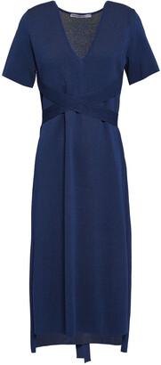 Gentry Portofino Gentryportofino Belted Knitted Dress