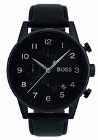 HUGO BOSS 1513497 44mm Stainless Steel Navigator Men's Watch
