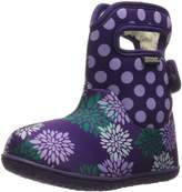 Bogs Baby Classic Pompon Dot Winter Snow Boot (Toddler)