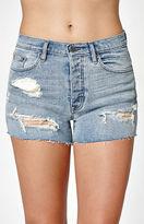 Calvin Klein Indigo Denim Shorts