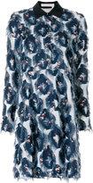 See by Chloe frayed shirt dress