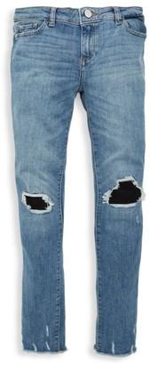 DL1961 Girl's Harper Distressed Boyfriend Jeans