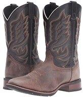 Laredo Montana (Sand/Chocolate) Cowboy Boots