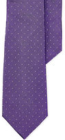 Ralph Lauren Purple Label Pin Dot Silk Narrow Tie