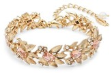 Badgley Mischka Women's Crystal Bracelet