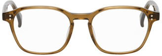 Raen Brown Rowan Glasses