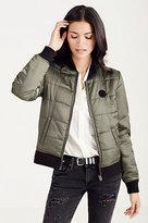 True Religion Womens Puffer Jacket