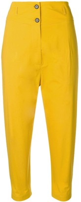 Phisique Du Role High-Waisted Skinny Trousers