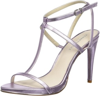 Kenneth Cole New York Women's Bellamy Strappy Stilleto Sandal Heeled