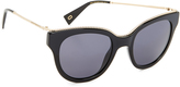 Marc Jacobs Chain Cat Eye Sunglasses