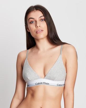 Calvin Klein Modern Cotton Triangle Bralette
