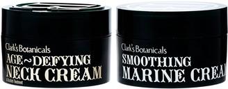 Clark's Botanicals Marine Cream & Neck Cream Duo