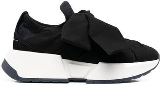 MM6 MAISON MARGIELA Bow-Detail Sneakers