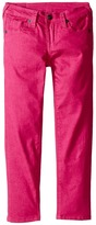 True Religion Casey Overdye Single End Jeans in Fuchsia (Toddler/Little Kids)