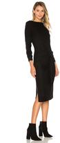 Three Dots Maivy Tie Front Dress