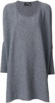 Boule De Neige knitted sweater