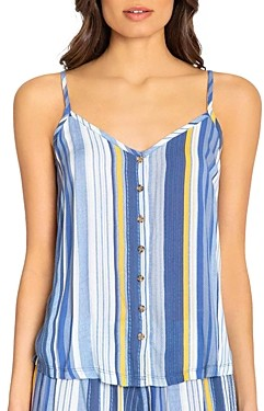 PJ Salvage Striped Sleep Camisole