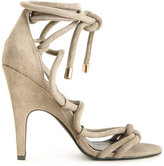 Senso Priya sandals - women - Suede/Kid Leather/synthetic resin - 40