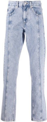 Isabel Marant Jacko light wash jeans