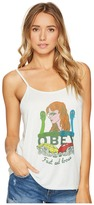 Obey Fast And Loose Tank Top Women's Sleeveless