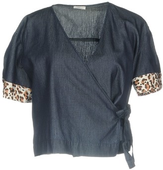 Gold Case Denim shirts - Item 42646994SR