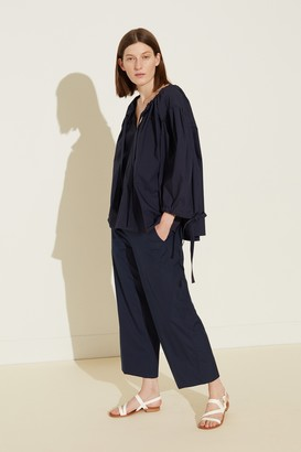 Mansur Gavriel Romantic Cotton Shirt - Blu