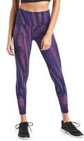 Gap gFast print high rise leggings