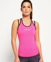 Superdry Gym Duo Strap Vest