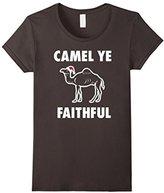 Ripple Junction Women's Camel Ye Faithful Small