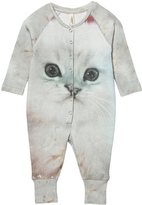 Popupshop Fluffy Cat Onesie