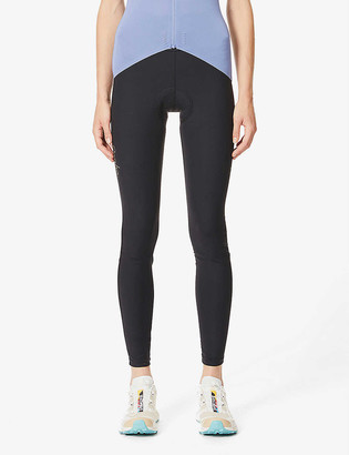 Rapha Classic Midweight padded high-rise stretch-jersey leggings