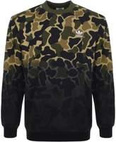 Adidas Originals Camo Sweatshirt Green