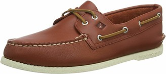 Sperry A/O 2-Eye Whisper Tan 7 M (D)