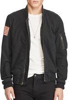 Denim & Supply Ralph Lauren Slim Chino Twill Bomber Jacket