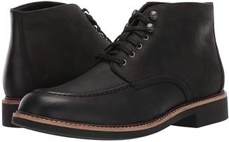 Bostonian Walker Mid (Black Leather) Men's Shoes