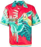Just Don islander print Hawaiian shirt