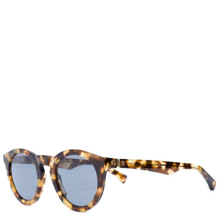 Mykita 'Minetta Cocoa Sprinkles' sunglasses