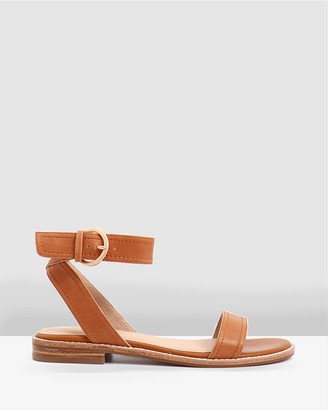Nude Women's Strappy sandals - Athena - Size One Size, 39 at The Iconic
